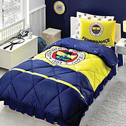 Taç Fenerbahçe Klasik Tek Kişilik Uyku Seti