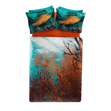Taç Coral Nevresim Takımı