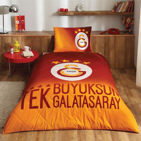 Lisanslı Galatasaray 4. Yıldız Yatak Örtüsü
