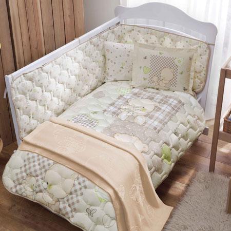 Taç Baby Friends Battaniyeli Uyku Seti