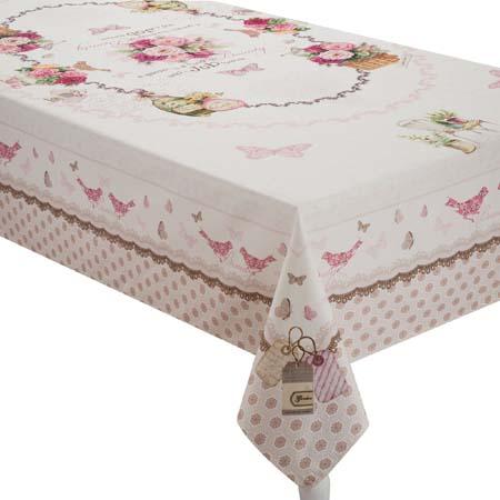 Taç Gardenia Masa Örtüsü