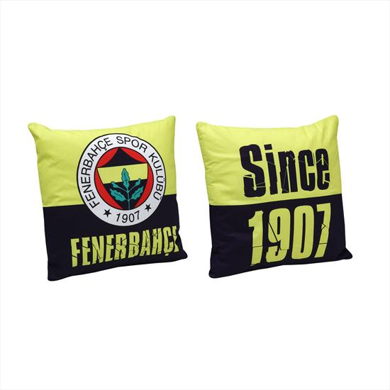 Fenerbahçe Since 1907 Peluş Yastık