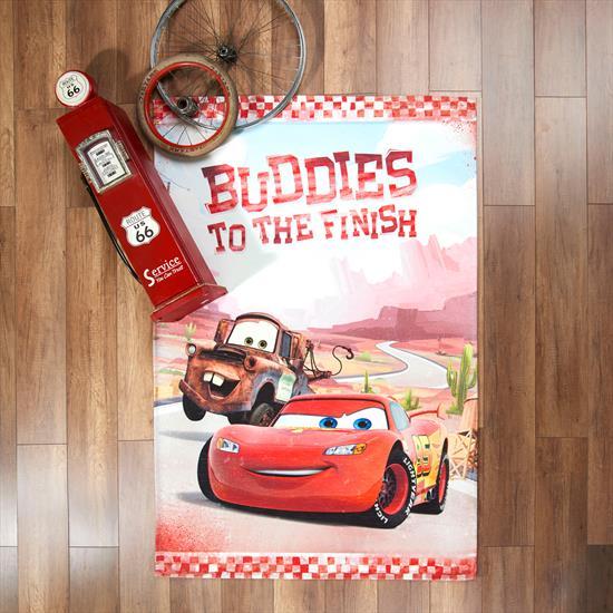 Cars Buddies Halı