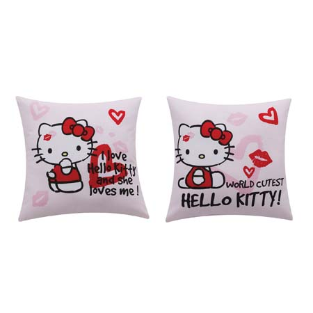 Taç Hello Kitty Kırlent