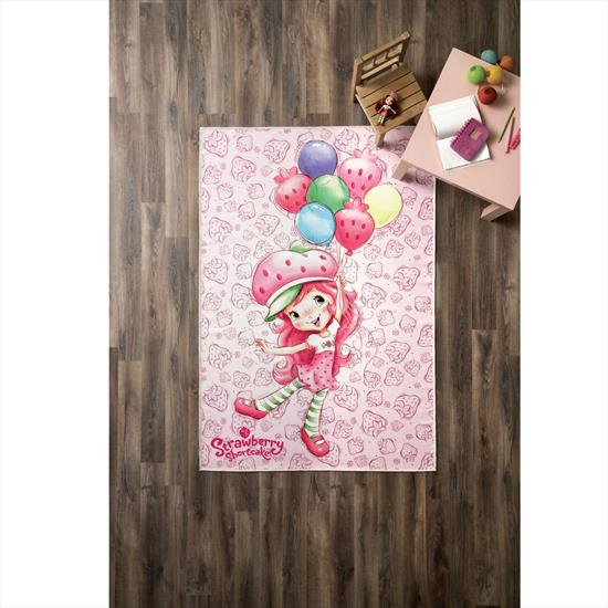 NoName Strawberry Shortcake Ballons Halı