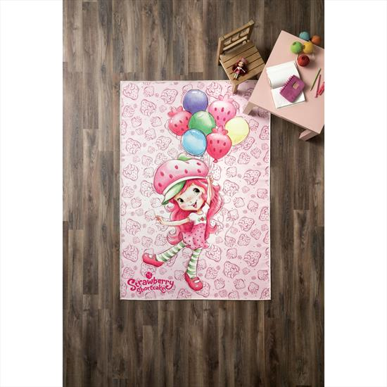 Strawberry Shortcake Ballons Halı