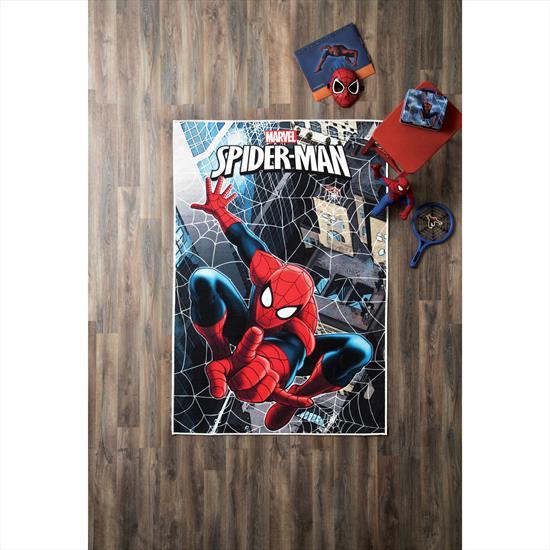 Spiderman Skyscaper Halı
