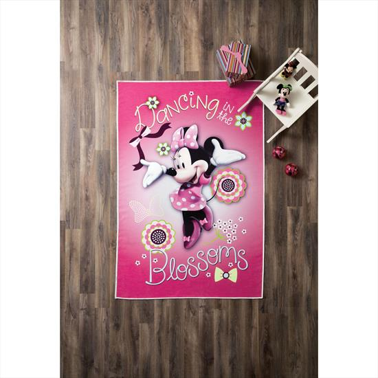 NoName Disney Minnie Blossoms Halı