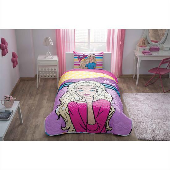 Barbie Dream Yatak Örtüsü