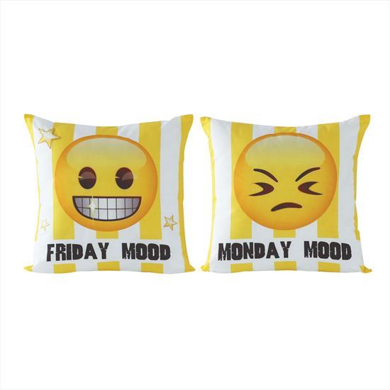 Emoji Mood Kırlent