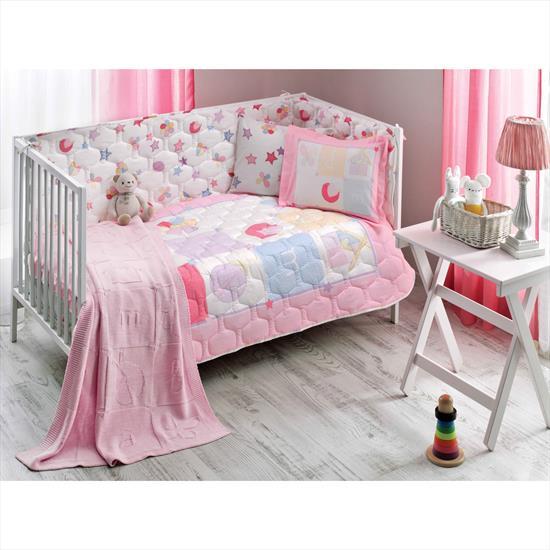 Taç Daisy Bebek Battaniyeli Uyku Seti