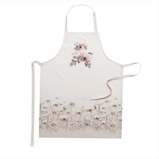 Taç Floral Mutfak Önlüğü