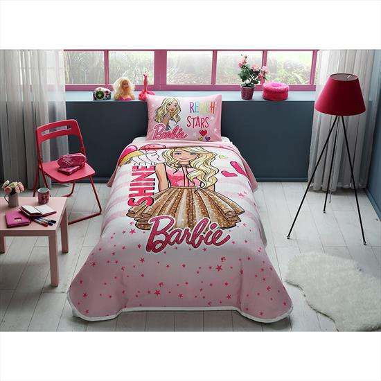 Taç Barbie Shine Pike Takımı