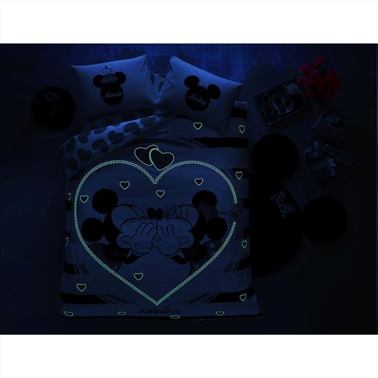 Picture of Taç Taç Disney Minnie&Mickey Amour Nevresim Takımı