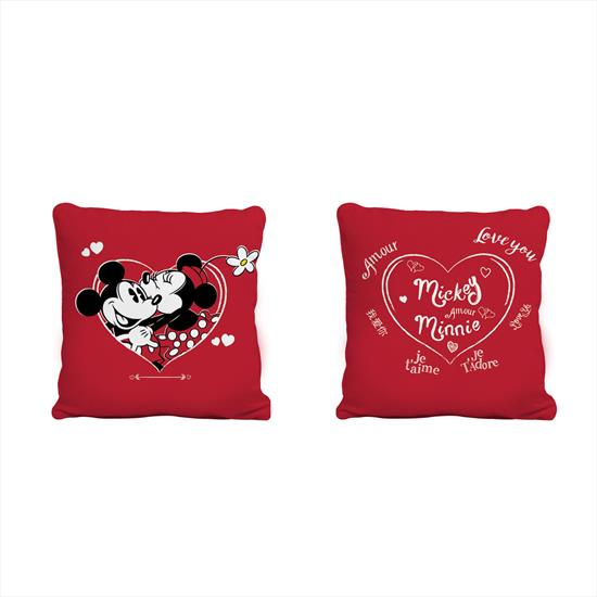 Disney Minnie&Mickey Amour Kırlent
