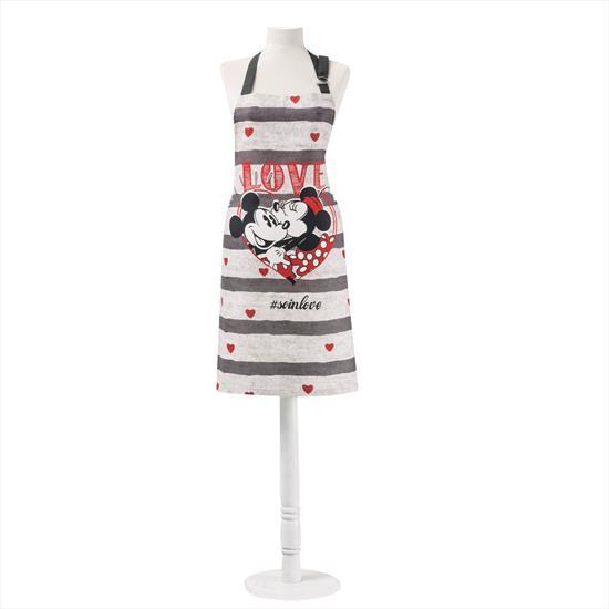 Disney Minnie&Mickey Mutfak Önlüğü