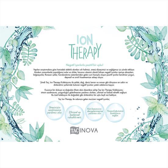 Taç Taç İon Teraphy Herbal Nevresim Takımı