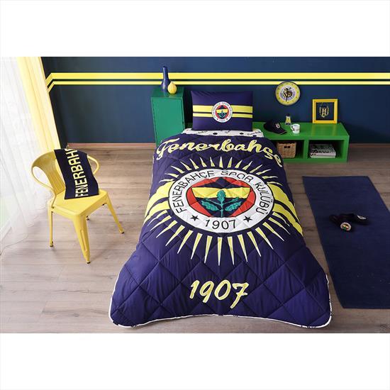 Taç Fenerbahçe Yorgan Seti