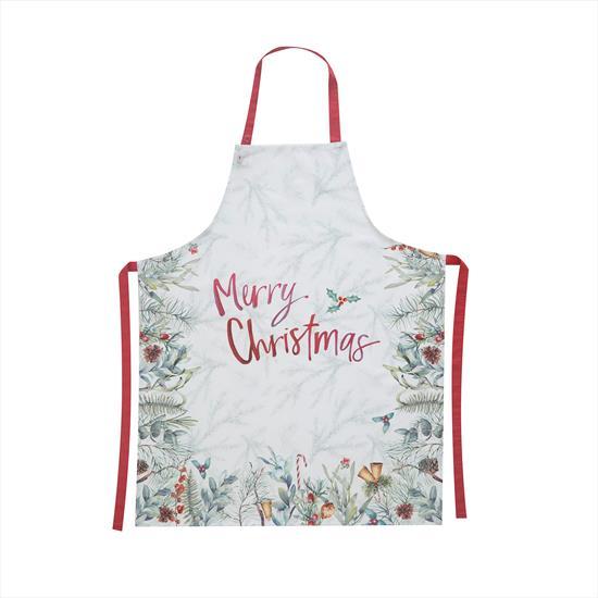 Taç Christmas Mutfak Önlüğü