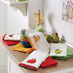 (3) Sweet Apple Muftak Havlu Seti