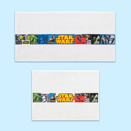 Taç Star Wars İkili Havlu Seti