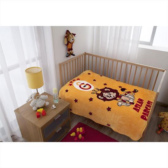 Galatasaray Fanatik Baby Battaniye
