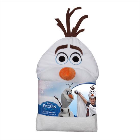 Picture of Linens Disney Frozen Elsa Olaf 3D Tv Battaniyesi