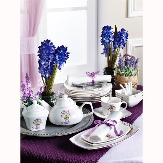 Pierre Cardin Alice 6 Kişilik 35 Parça Kahvaltı Takımı