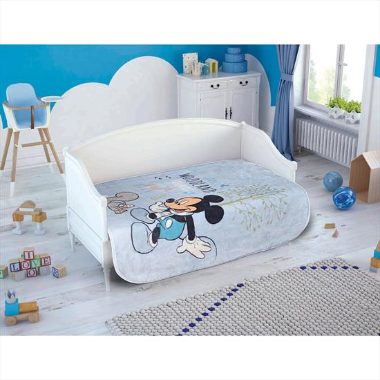 Disney Mickey Little Baby Bebek Battaniye